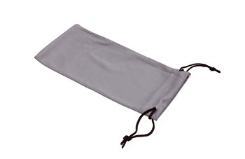 Microfiber Pouch M grey 90 x 180 mm