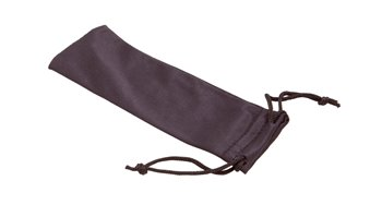 Microfiber Pouch S 55 x160mm black